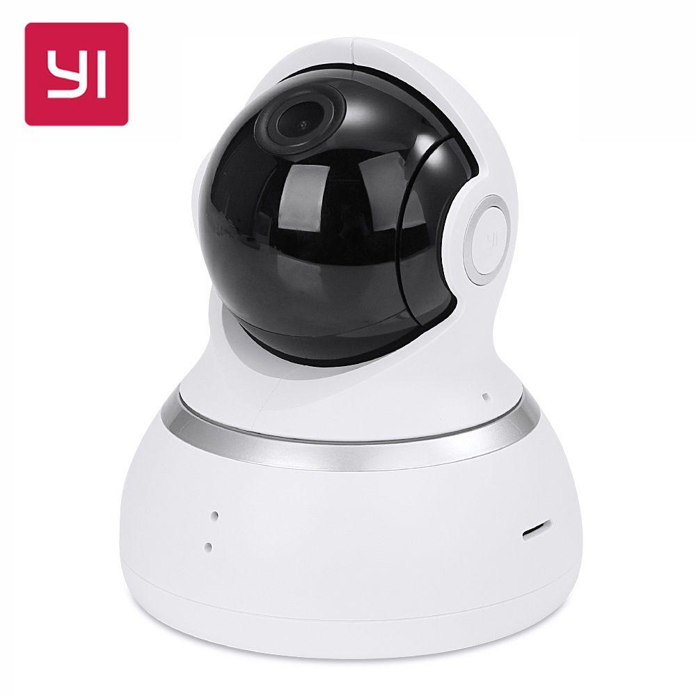 [International Edition] Xiaomi Yi 1080P Dome Camera Pan-Tilt Control 112