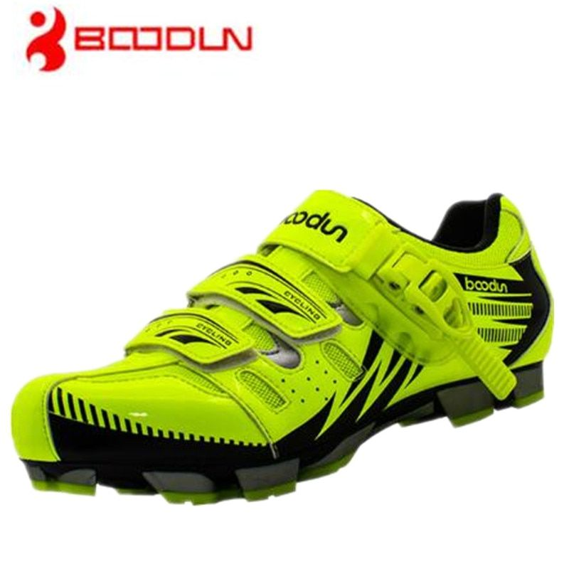 Boodun Cycling Shoes Mountain Bicycle Bike Racing shoes Self-Locking MTB Bike Shoes sneakers men zapatillas deportivas mujer