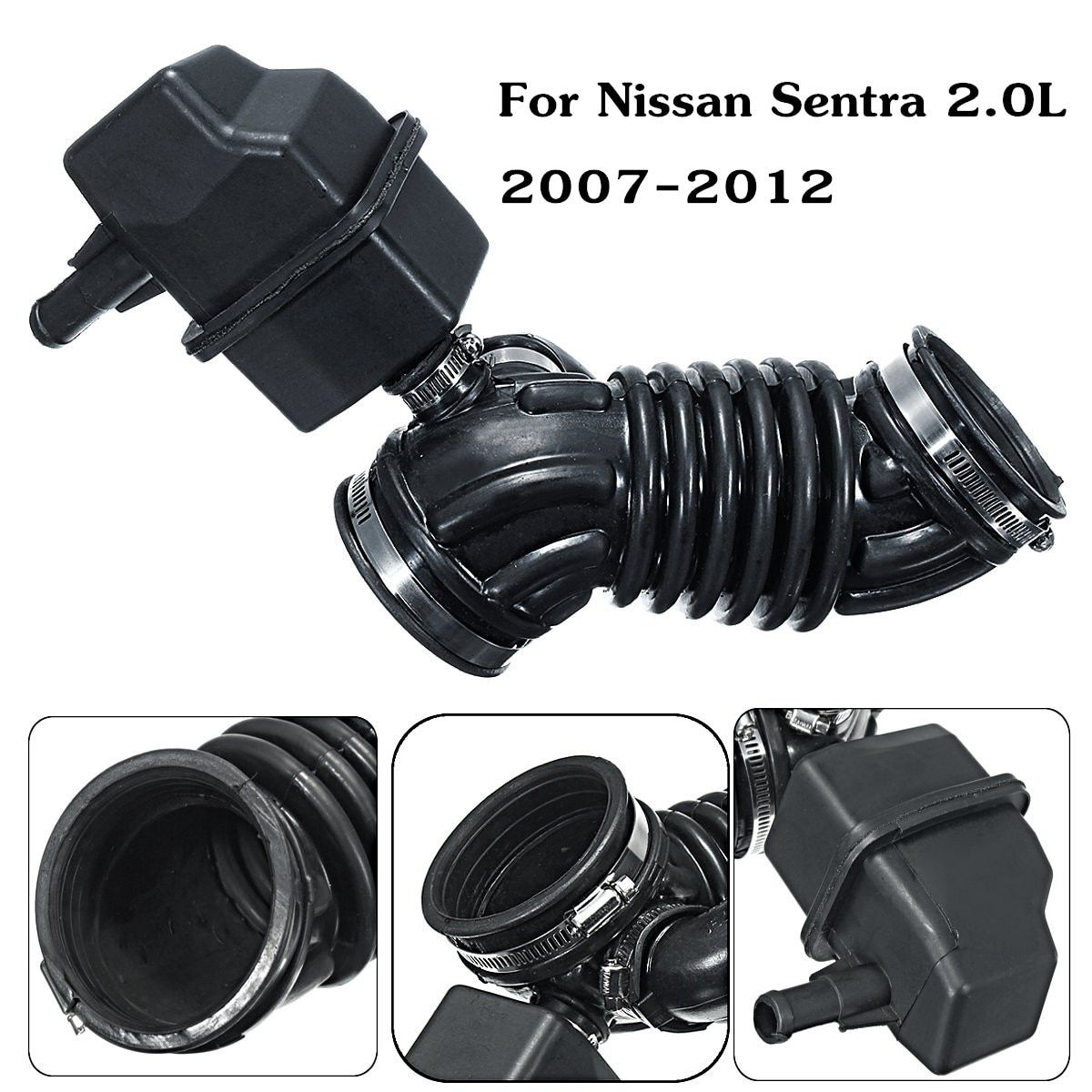 1pc Air Intake Hose Pipe Tube 16576ET00A 696-003 For Nissan/Sentra 2 L 2007-2012