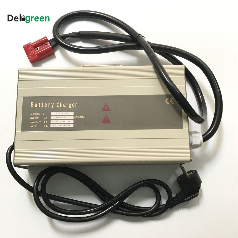 48 v 10A 15A Smart Tragbare Ladegerät für Elektrische gabelstapler, roller für 16 s 58,4 v Lifepo4 15 s 63 v LiNCM blei säure batterie