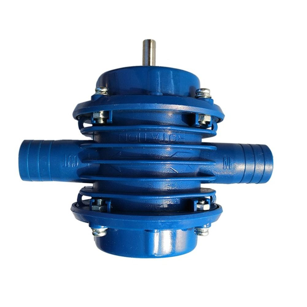 Hand Drill Water Self-Priming Dc Pumping Self-Priming Centrifugal Pump Household Small Pumping Hand Electric Drill Water Pump