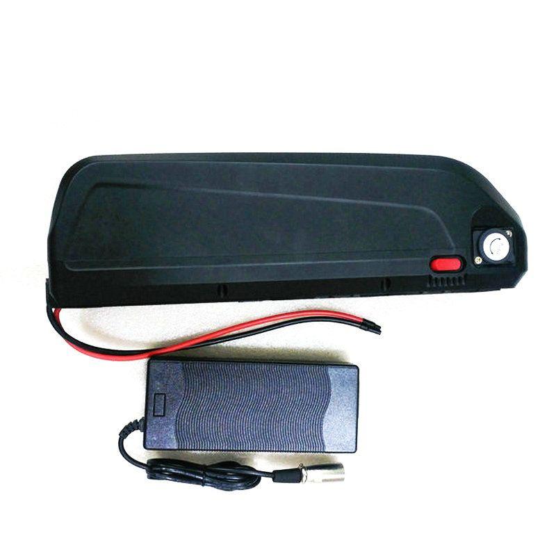 EU UNS Kostenloser steuer Ebike batterie mit USB 36V48V/52 V Li-Ion Ebike batterie für tsdz2 & 8Fun/ bafang BBS02B BBSHD Motor