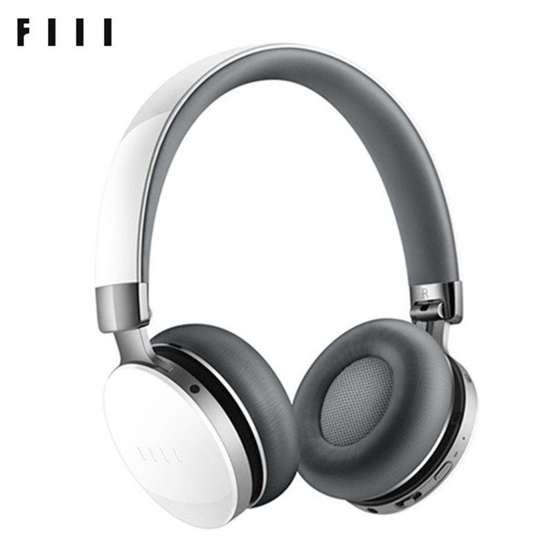 FIIL DIVA Headphones Bluetooth Earphone 4.1 HiFi Music Noise Cancelling Earphone With Microphone Headset Bluetooth Headphones