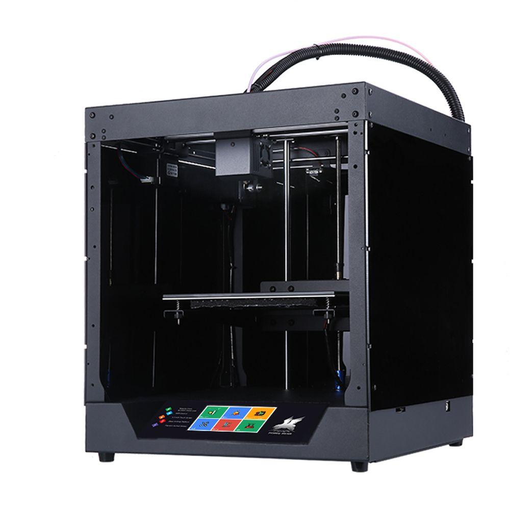2019 Popular Flyingbear-Ghost 3d Printer full metal frame 3d printer kit with Color Touchscreen
