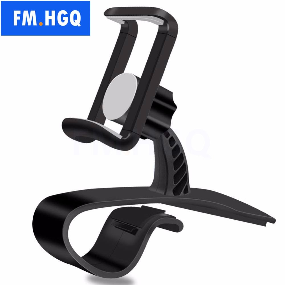Car Phone Holder Car Dashboard Holder Stand Universal 360 Degree Adjustable Car Holder For iPhone For Sumsung S9 plus Oneplus