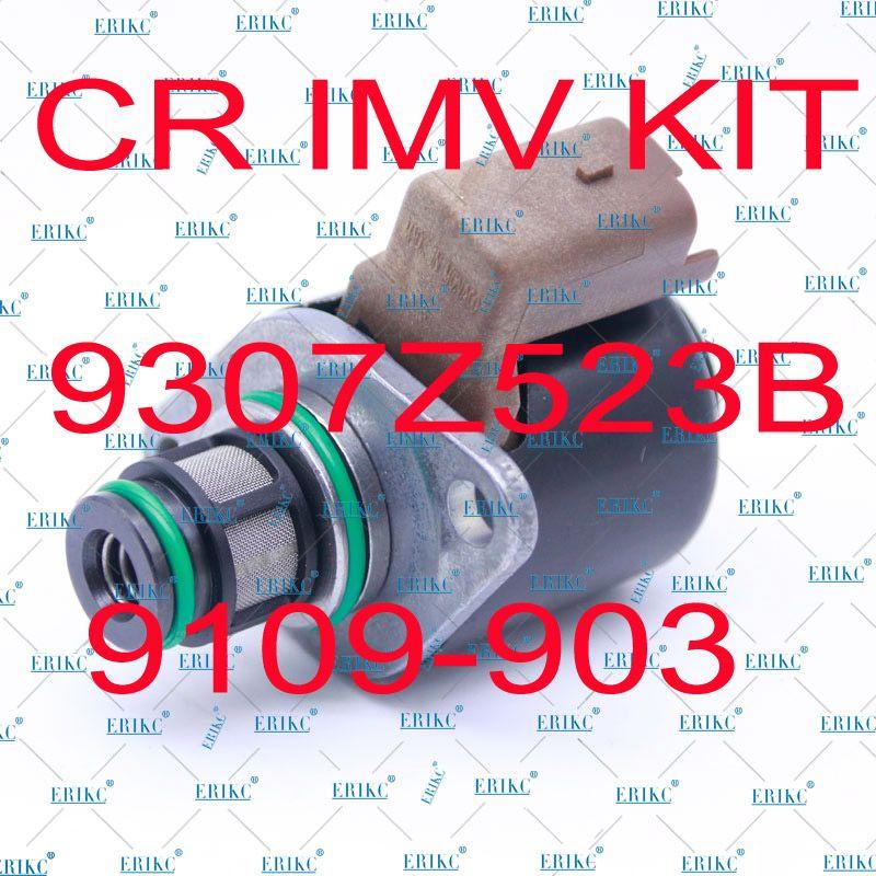 ERIKC Oil Pressure Regulator Inlet Metering Valve IMV 9109-903 9307Z523B 9109903 For KIA SSANGYONG 66507A0401 6650750001