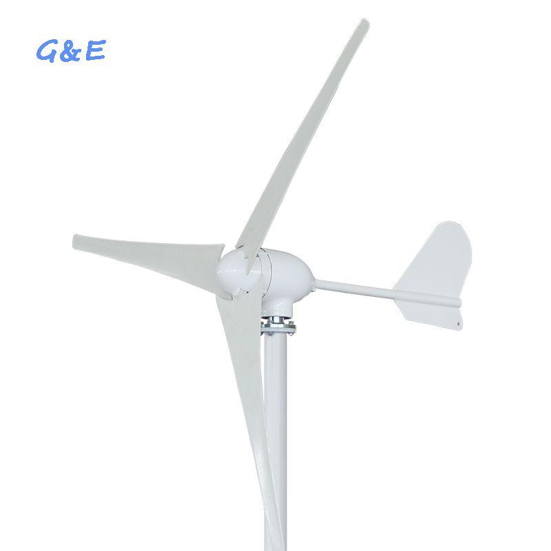 HAWT 500 watt Wind Turbine Generator Mit Controller