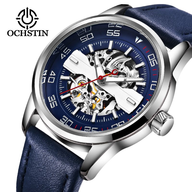 <font><b>OCHSTIN</b></font> Top Luxury Brand Fashion Automatic Mechanical Watches Men watch Relogio Masculino Sport Business Wristwatch Male Clock
