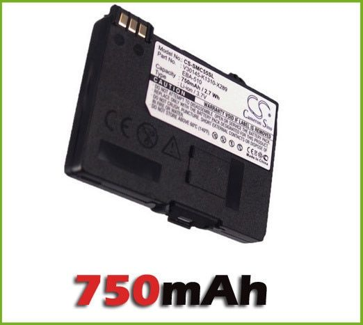 Batterie Cameron Sino pour Siemens A51, A52, A55, A56, A57, C55, C56, C60, C61, C70, C71, CT56, M55, M56, M60, MC60, S55