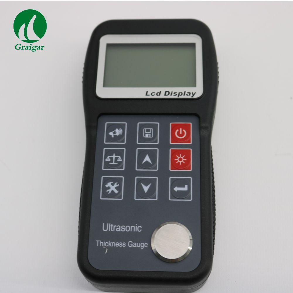 Neue KT320 Digitale Ultraschall Metall Dicke Gauge Messbereich 0,75mm ~ 300,0mm KT-320 durch Schnelles Verschiffen