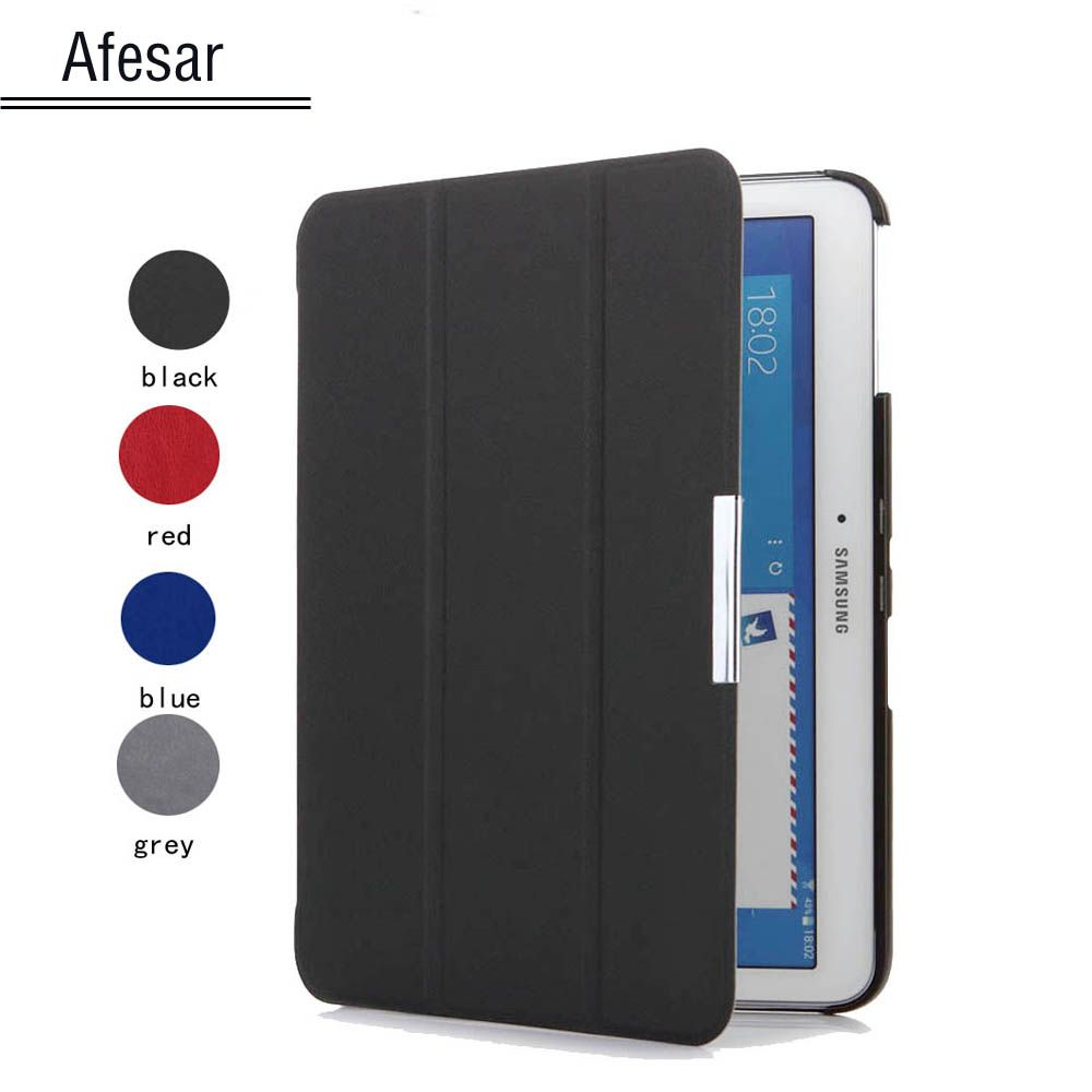 4 color Ultra Slim case for S amsung galaxy tab 4 10.1 T530 T531/NOOK Barnes&Noble smart cover case with magnetic Auto Sleep