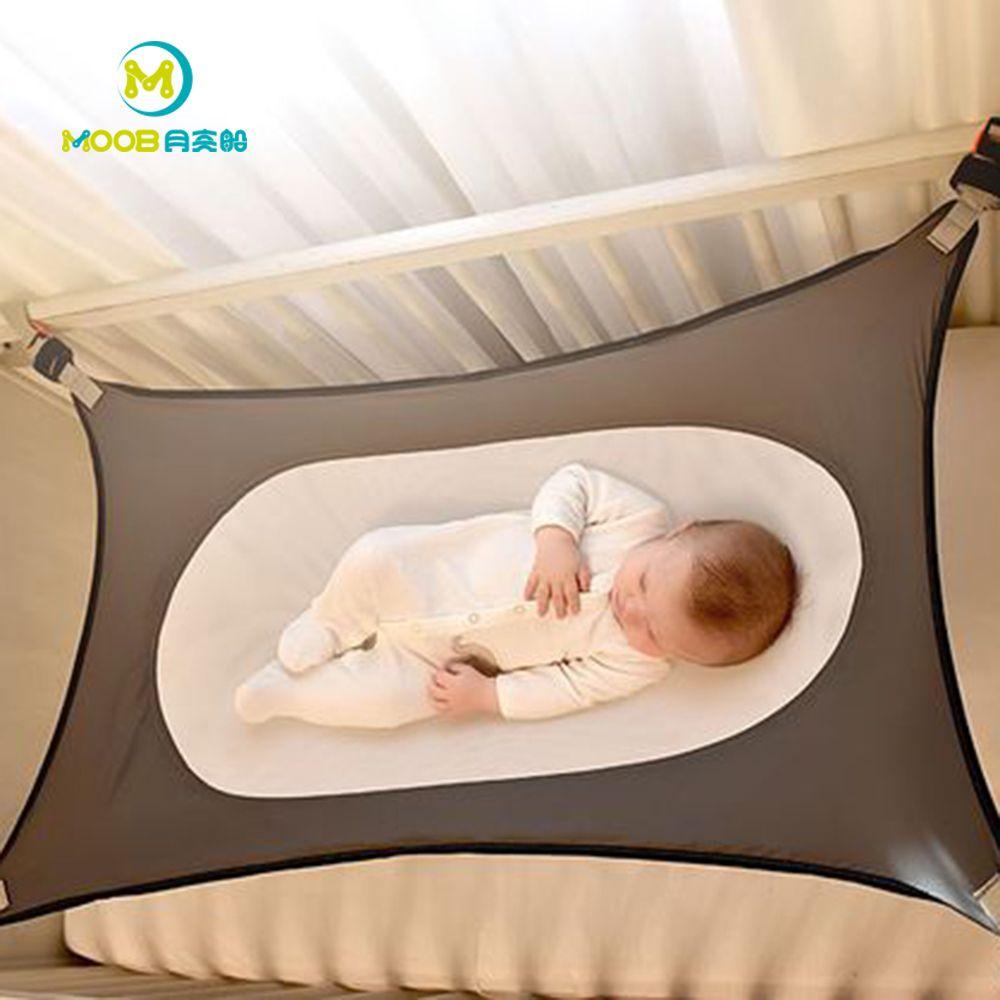 Baby Safety Hammock Swing Folding Baby Crib Portable Outdoor Travel Hammock Newborn Sleeping Bed Garden Swing MOOB