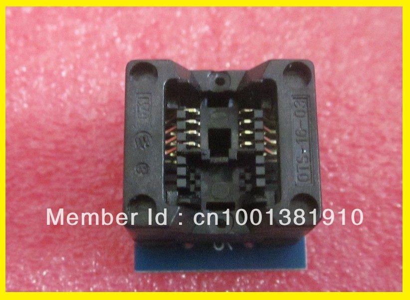 Free shipping 20PCS/LOT SOP Adapter SOP8 to DIP8 150Mil USB universal Programmer IC Socket for TL866CS/TL866A/EZP2010/G540/SP300