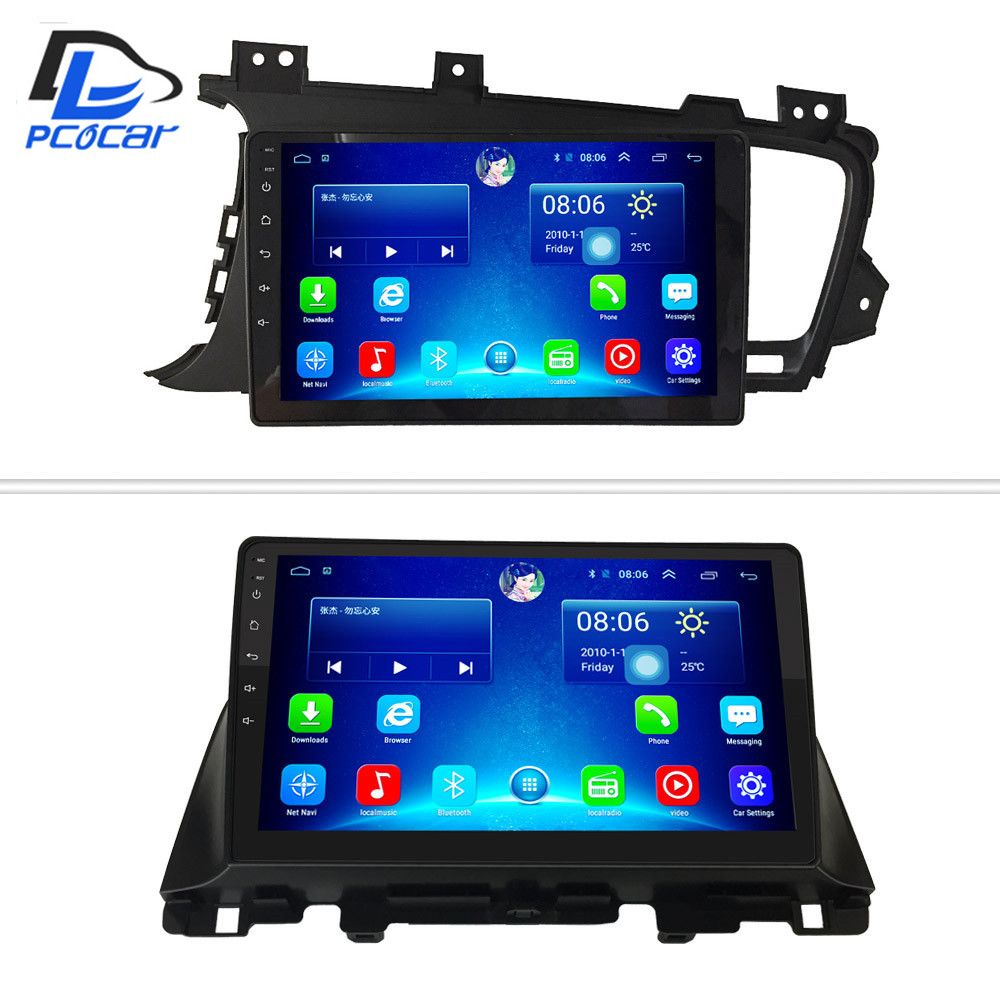3G/4G net+WIFI navigation dvd android 6.0 system stereo for KIA Optima K5 2012-2015 2016 years car gps multimedia player radio