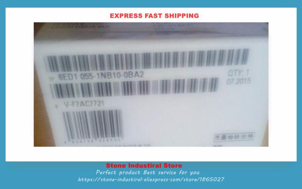 6ED1055-1NB10-0BA2 6ED1 055-1NB10-0BA2 LOGO DM16 24R PLC New Boxed