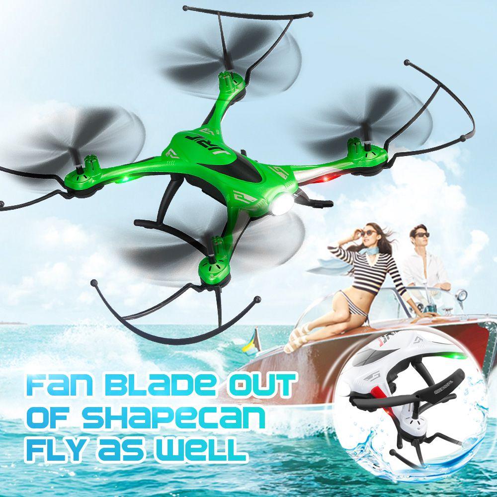 Dron JJR/C JJRC H31 Waterproof Anti-crash RC Drone 2.4G 6Axis Headless Mode LED One Key Return Quadcopter VS Syma X5C Toys