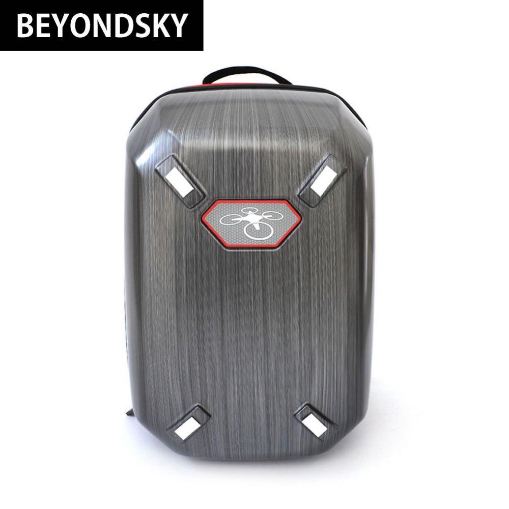 DJI Phantom 4 Pro RC Drone Hardshell Backpack Standard Case For Phantom 4/3 Series With DJI LOGO Universal Bag Advanced Storage