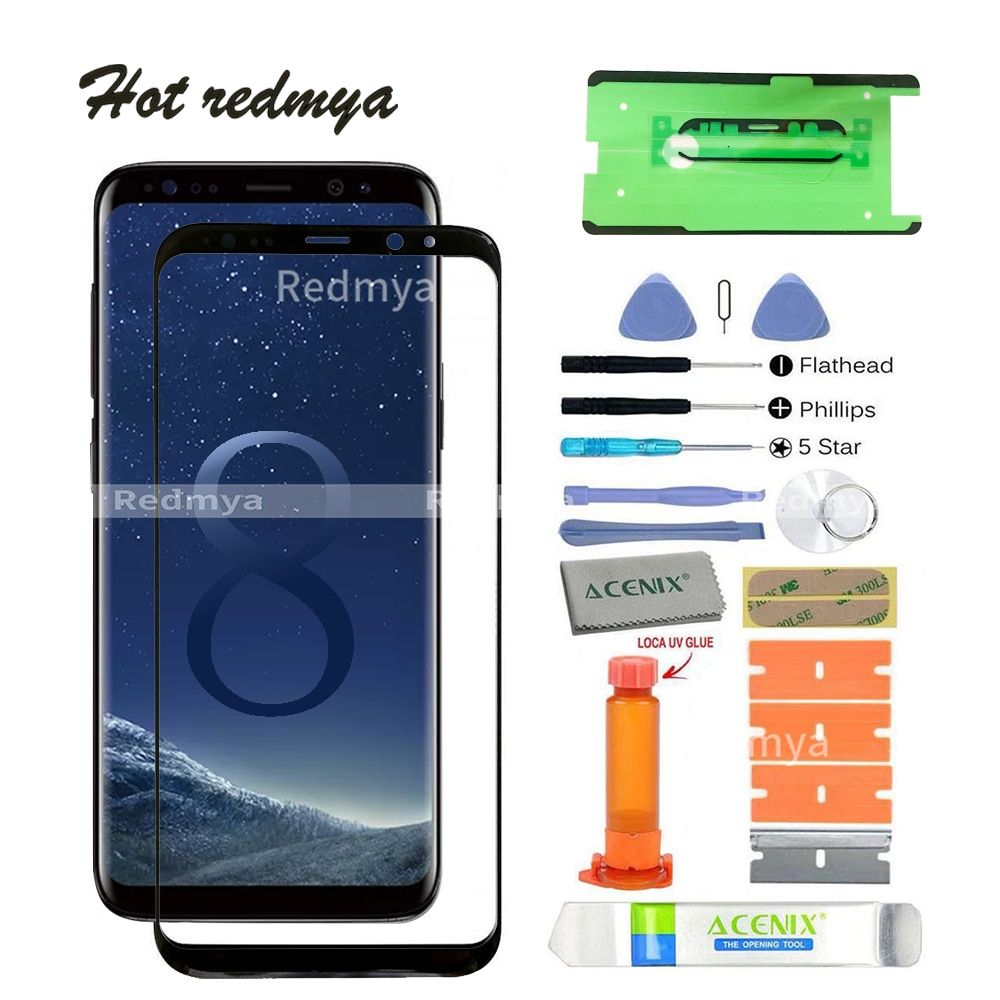 Touch Screen Replacement For Samsung Galaxy S8 G950 5.8