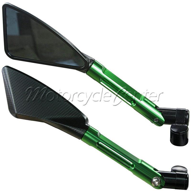 Universal Accessories CNC Aluminum Side Rearview Mirror For Kawasaki Z800 Z750 Z750R Z 800 750 750R ER-6N Versys 650 Street bike