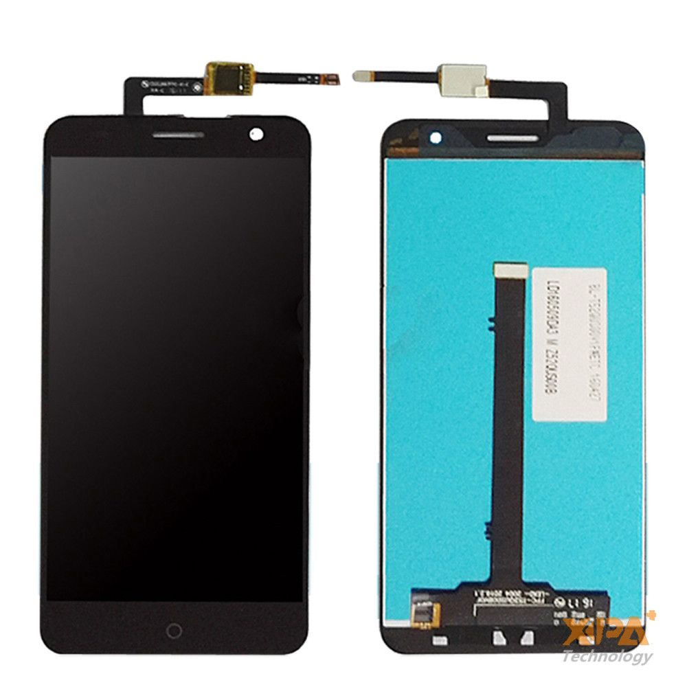 100% test For ZTE Blade V7 LCD Display + Touch Screen Digitizer Assembly Replacement For ZTE V7 Phone Free shipping