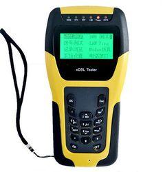 Grand Escompte DHL Livraison Gratuite VDSL Testeur ST332B Avec DMM Fonction Pour ADSL, ADSL2 +. READSL, VDSL2 xDSL Ligne Outils D'installation