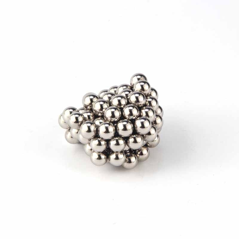 10/50/70PCS 8mm packaging magnetic ball magic ball / strong neodymium iron boron ball DIY step-down / new cubic puzzle magnet