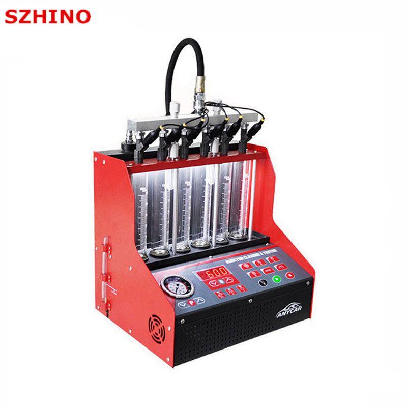 100% Original YAKO IMT-600N Injector Cleaner & Tester 220V / 110V for Gasoline Car better than CT100 CNC-602A