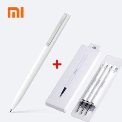D'origine Xiaomi Mijia Signe Stylos 9.5mm Signature Stylos PREMEC Lisse Suisse Recharge MiKuni Japon Encre ajouter Mijia Stylos Noir recharge