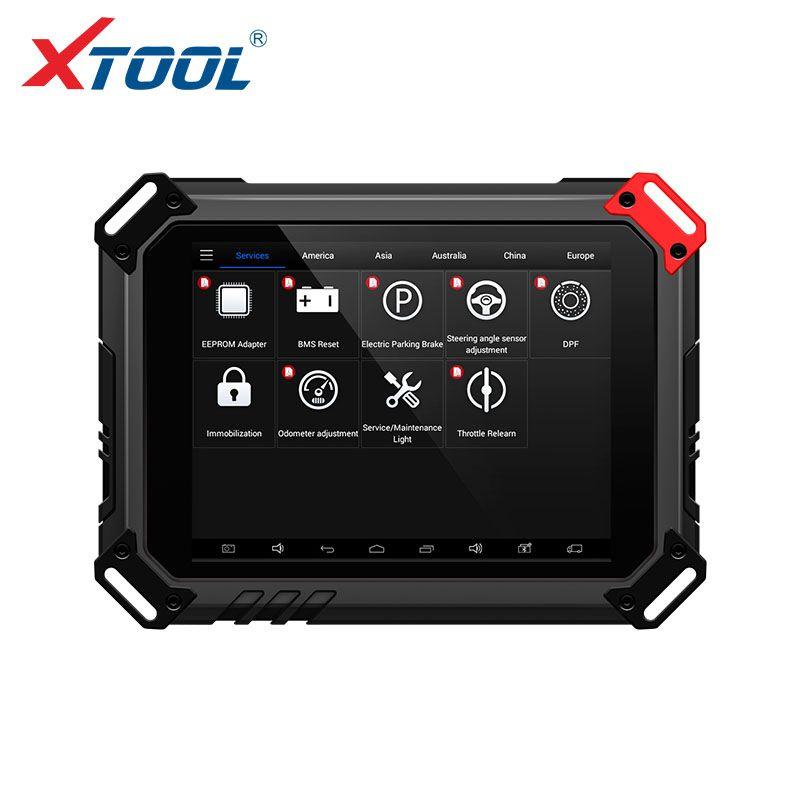 XTOOL EZ500 Volle-System Diagnose für Benzin Fahrzeuge mit Spezielle Funktion Gleiche Funktion Mit XTool PS80 Update Online