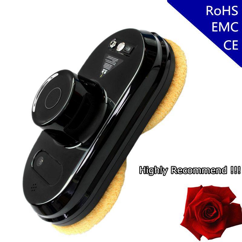 COP ROSE Fenster Reinigung Roboter X5, Magnetische Staubsauger, Anti-fallen, Fernbedienung, auto Glas Waschen, 3 Arbeits Modi
