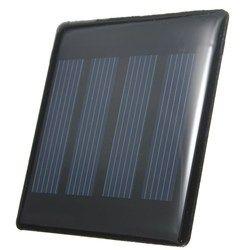 Leroy 0.18 W 2 V 90 mAh silicio policristalino epoxi panel solar DIY powered modelos Mini células solares batería del teléfono cargador