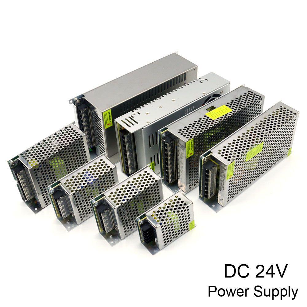 AC to DC 24V 5A 10A 15A 20A 30A 40A 100W 120W 150W 200W 240W 350W 500W 600W 720W 800W 1000W Led Power Supply for led lighting