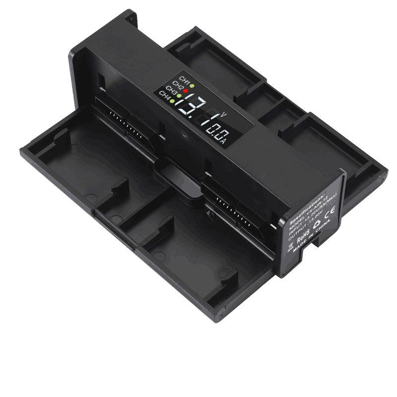 Mavic Air Charger Intelligent Flight Battery Charging Hub For DJI Mavic Air Drone Parallel Charging Board Smart Battery Manager