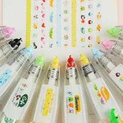 G49 1x historieta Linda dulce decorativa Cinta correctora cinta CETIM deco Rush papeleria cinta correctora kawaii material escolar