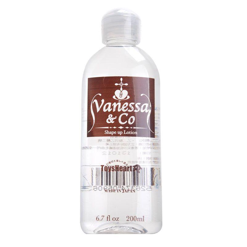 200 ml Vanessa lubrifiant à base d'eau de sexe huile anale, Gel vagin huile de Massage SPA intime du corps, japon AV crème lubrifiante pour adultes