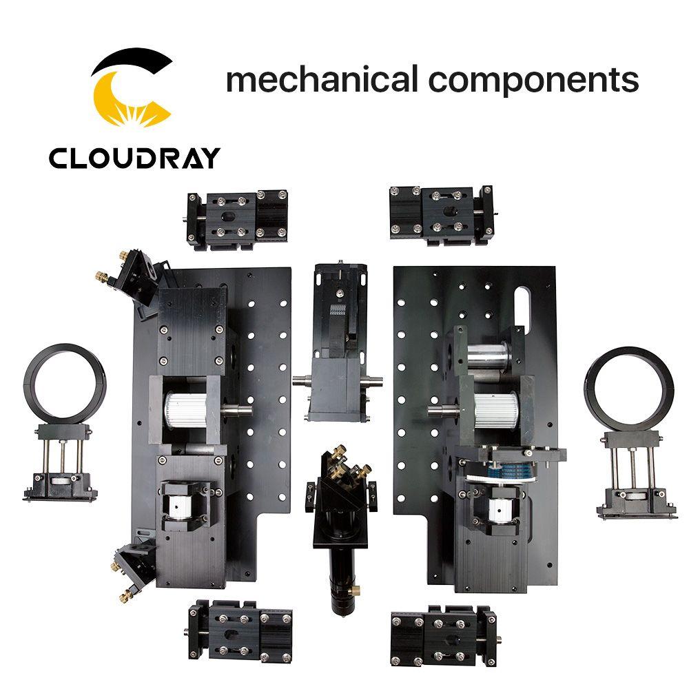 Ganze reihe mechanische komponenten für DIY große format CO2 laser schneiden und gravieren maschine 1318 1325 1518 1525 1820 1825 2030