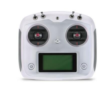 FS-I6S FS I6S Original Flysky 10CH 2.4G RC Quadcopter Transmitter Controller w/ 10CH Receiver FS-iA10B Upgrade FS-I6