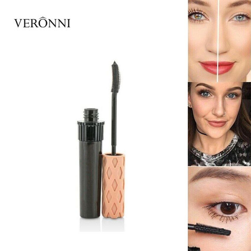 2019 New Cosmetics 3D Mascara in Black Enhancing Highlights are Real Lash Waterproof Super Curling & Lifting Mascara 8.5g