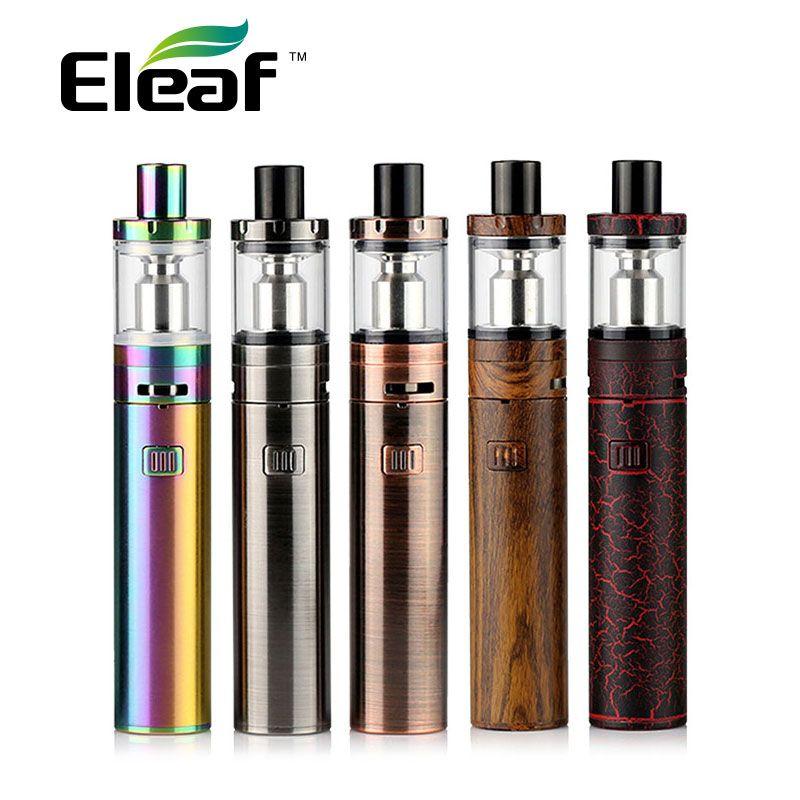 Nouveau Eleaf iJust S Vaping Kit 3000 mAh Batterie intégrée w/4 ml ijusts Atomiseur EC & ECL Bobines e cigarette électronique Kit Vs ijust 2