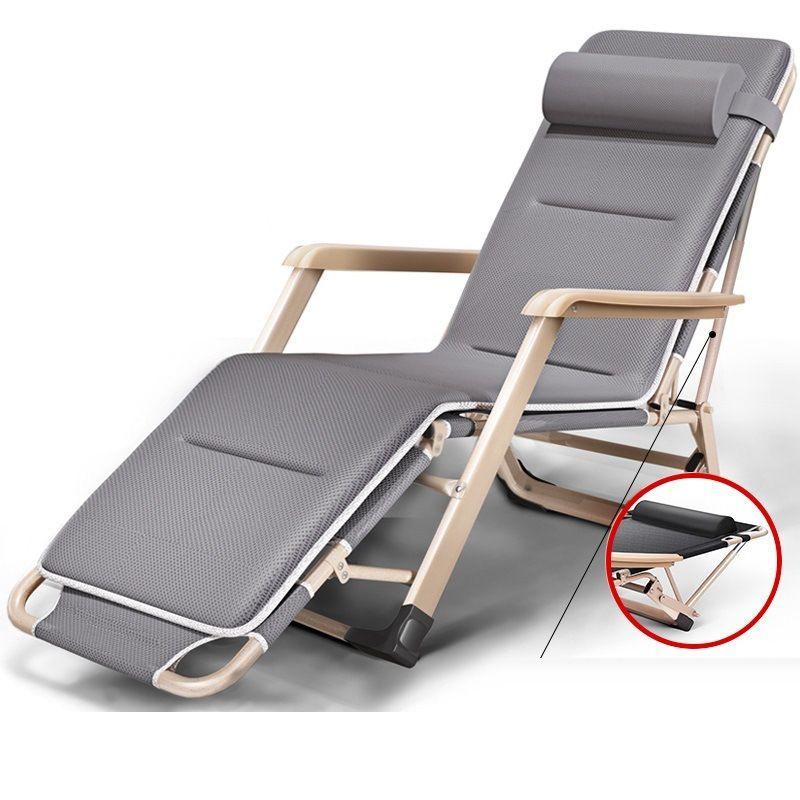 Chen AI individual plegable cr siesta oficina de enfermería cama Chaise Lounge cuna simple
