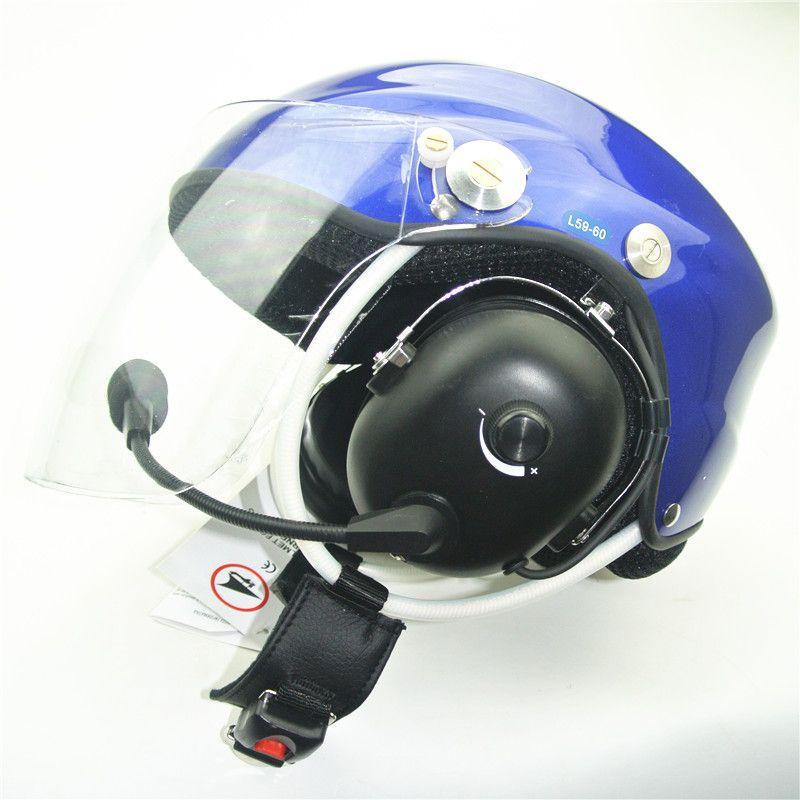 Rauschunterdrückung Motorschirm helm mit rauschunterdrückung headset Powered Paragliding helme PPG Helme