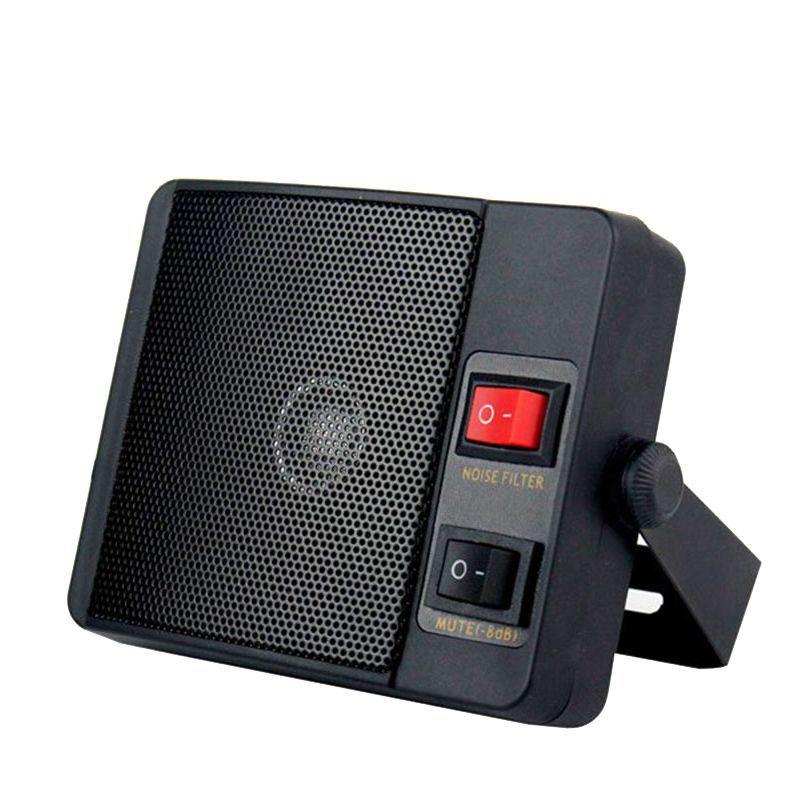 3,5mm Diamant Heavy Duty TS-750 Externe Lautsprecher für walkie talkie QYT YAESU ICOM KENWOOD CB two way Radio Auto mobile radio
