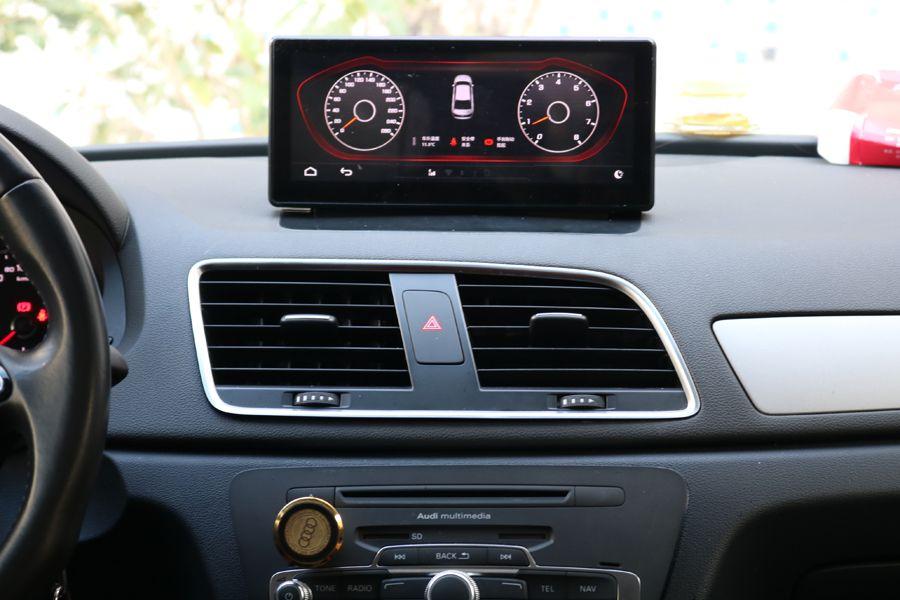 8,8 android 8.0 bildschirm 8 core premium-system auto gps-navigation Fit für Audi Q3 2013-2017 1080 P phonelink bluetooth radio gerät