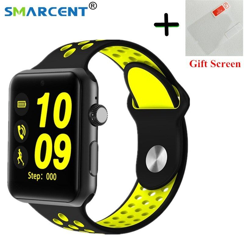 Bluetooth Smart Watch Clock Heart Rate DM09 plus Smartwatch HD Screen Sync Notifier Support SIM Card for Iphone Android Phone