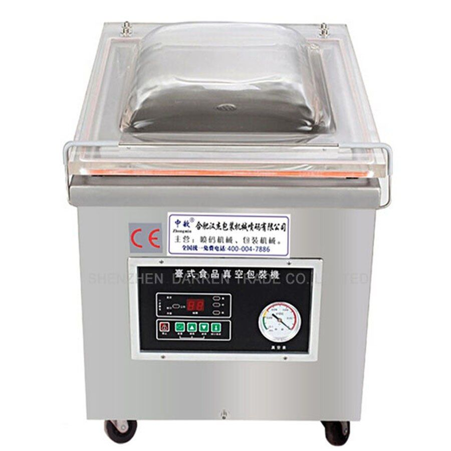 1 stück DZ-350 Desktop folienschweißgerät, lebensmittel vakuum-verpackungsmaschine, desktop vakuum packager, tasche verschließmaschine