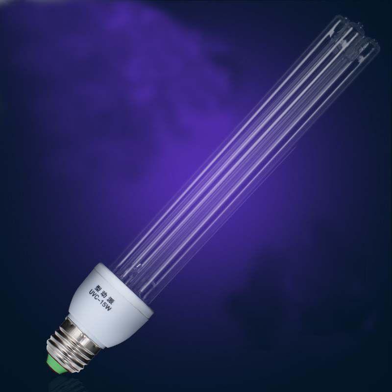 Quartz lampes lumière ultraviolette germicide lumières uv lampe pour la maison E27 ultraviolets terilization lampe de stérilisation médicale 01