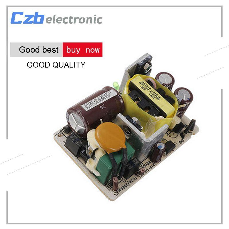 12 V 2A Schaltnetzteil Modul Monitor DC Spannungsregler Switch Board Kurzschluss Überspannung Overcurent Schutz