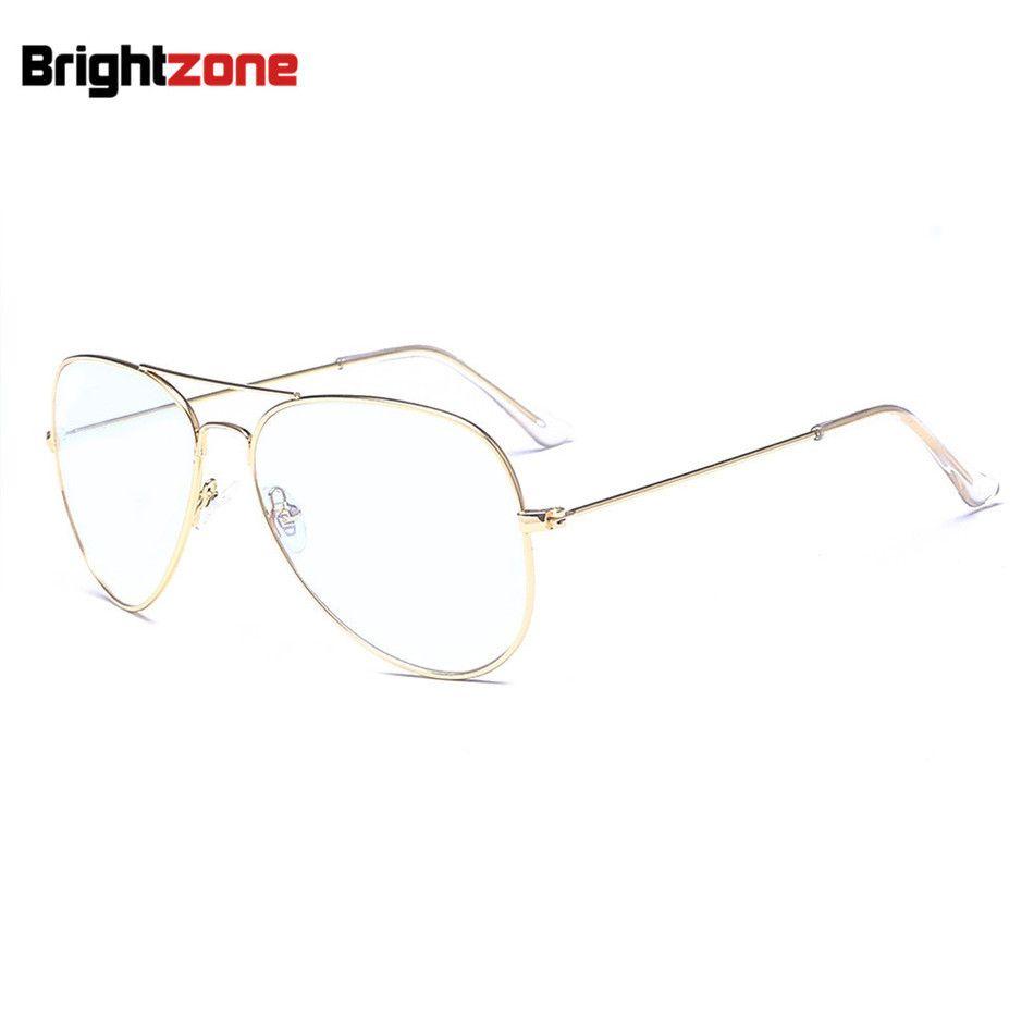 Brightzone Bluelight protège les rayons Anti-bleu plaine Mobile TV Anti-fatigué hommes femmes résistant aux rayonnements ordinateur travail lunettes