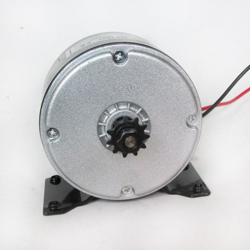 Brush Motor MY1025 24V 250W for Electric Scooter Small Dolphins Electric Bicycle E-bike
