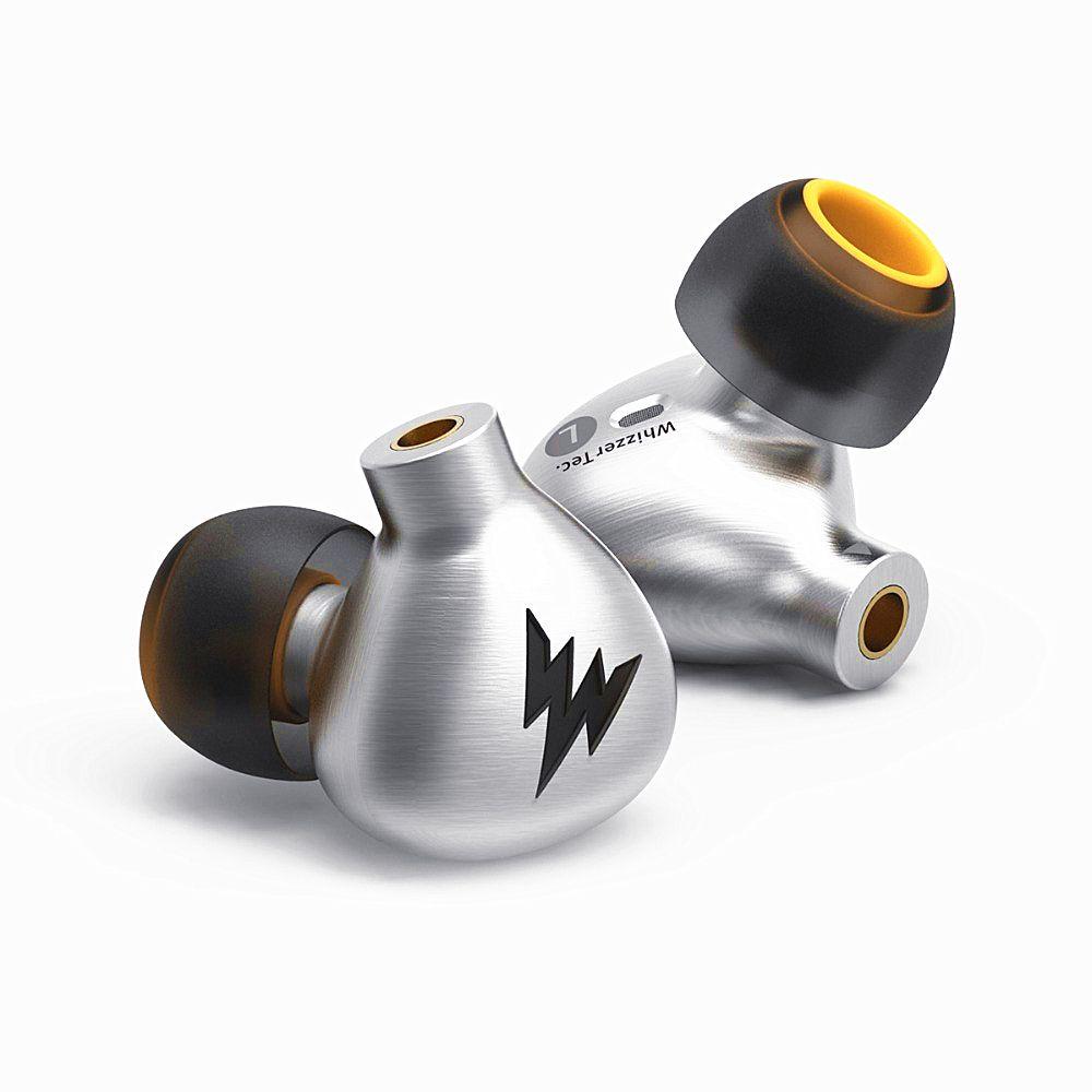 Nouveau arrivé Whizzer A15 tout métal dans l'oreille moniteur dynamique écouteurs Hifi basse cuivre écouteur
